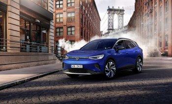 Премию «Всемирный автомобиль 2021» получил электромобиль Volkswagen ID.4