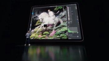 Компания Apple представила для покупателей новый планшет iPad Pro на платформе Apple M1