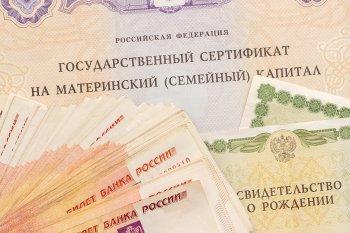 В Башкирии на ежемесячные выплаты из средств материнского капитала направлено 390 млн. рублей