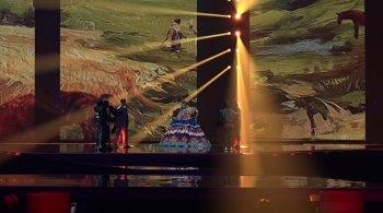Российская певица Манижа провела первую репетицию на «Евровидении-2021» в Роттердаме