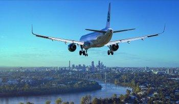 Самое безопасное место в салоне самолета назвали американские ученые