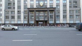 Пособие назащитные маски дляроссийских пенсионеров предложили ввести  в Госдуме