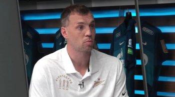 Футболист Дзюба рассказал, как костюм Дэдпула появился вчемпионской раздевалке «Зенита»