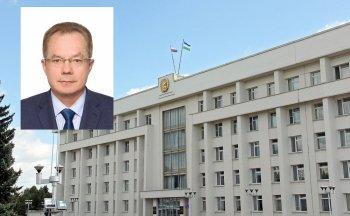 В Башкирии Радий Хабиров назначил министром транспорта Александра Булушева