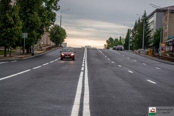 В День города в Уфе для водителей частично открыли движение на улице Комсомольской и 8 марта