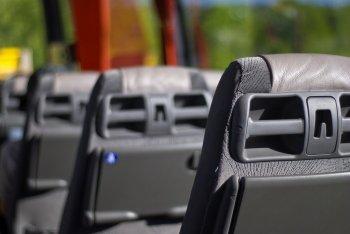 В Уфе по набережной реки Белой можно бесплатно прокатиться на туристическом автобусе