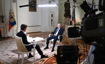Владимир Путин считает, что после его ухода с президентского поста кардинальных изменений в России не произойдет