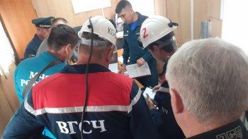 В Башкирии извлекли тело из-под завалов обвалившейся шахты