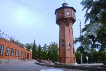 105-летнюю водонапорную башню открыли для посещения в Башкирии