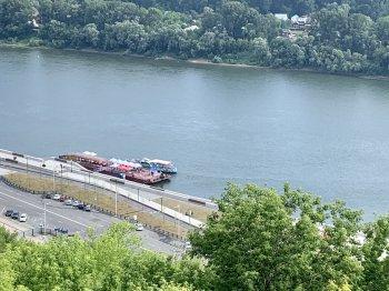 В Уфе река Белая может перебить исторический минимальный уровень