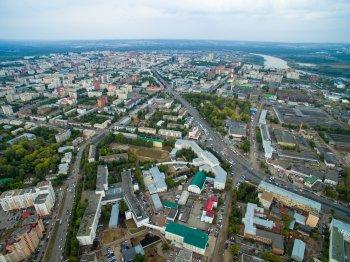 Мэрия: В Уфе реконструируют площадь перед Дворцом спорта
