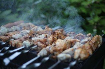 Рецепт сочного и нежного шашлыка: Ивлев рассказал, как вкусно замариновать шашлык с чесноком и имбирем