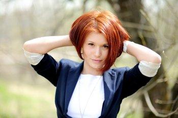 Кроп-боб: Модная женская стрижка для лета 2021 года на все типы волос