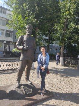 Актриса Мария Гузеева с деловым визитом побывала в Уфе