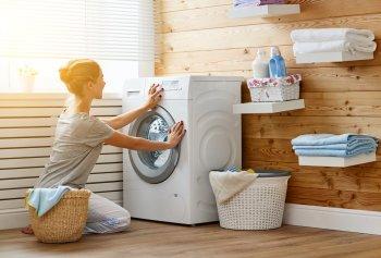 Опытные домохозяйки раскрыли секреты очистки стиральной машинки