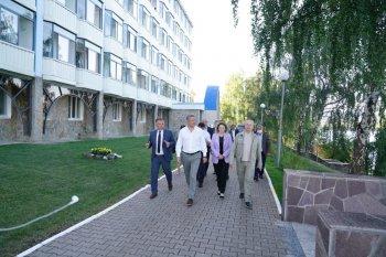 Глава РБ Радий Хабиров: Санаторий «Якты-Куль» справился со сложностями коронавирусного периода