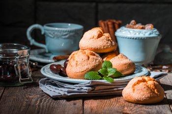 Творожное печенье с шоколадной начинкой: рецепт вкусного десерта