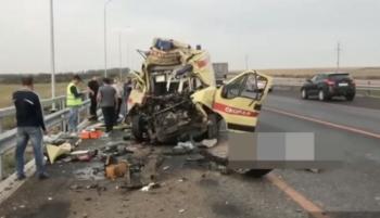 В Башкирии фельдшер и водитель скорой помощи погибли в ДТП по дороге из ковид-госпиталя