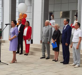В Стерлитамаке открыт обновленный корпус колледжа культуры и искусства