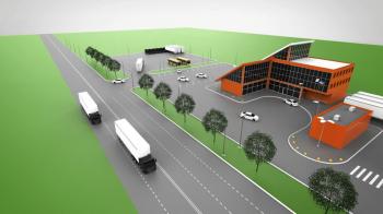 В Башкирии построят современный придорожный сервисный комплекс