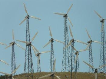 Инвесторам предложили профинансировать возведение ветровых электростанций в Башкирии
