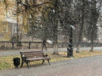 Первый снег прогнозируют синоптики на этой неделе в Башкирии
