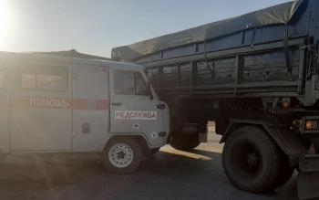Девять врачей, фельдшеров и санитаров пострадали в ДТП с грузовиком в Башкирии