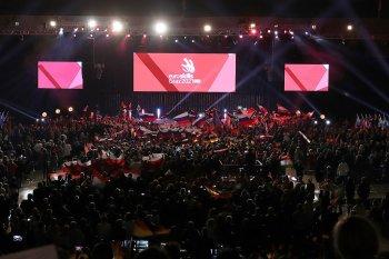 Глава Башкирии Радий Хабиров побывал на открытии европейского чемпионата EuroSkills в Австрии