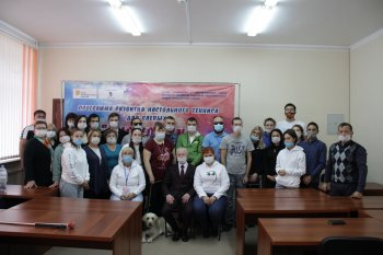 В Башкортостане прошел I Спортивный форум специалистов по настольному теннису для слепых