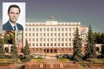 Новым начальником транспорта в мэрии Уфы стал 31-летний Олег Хмарин